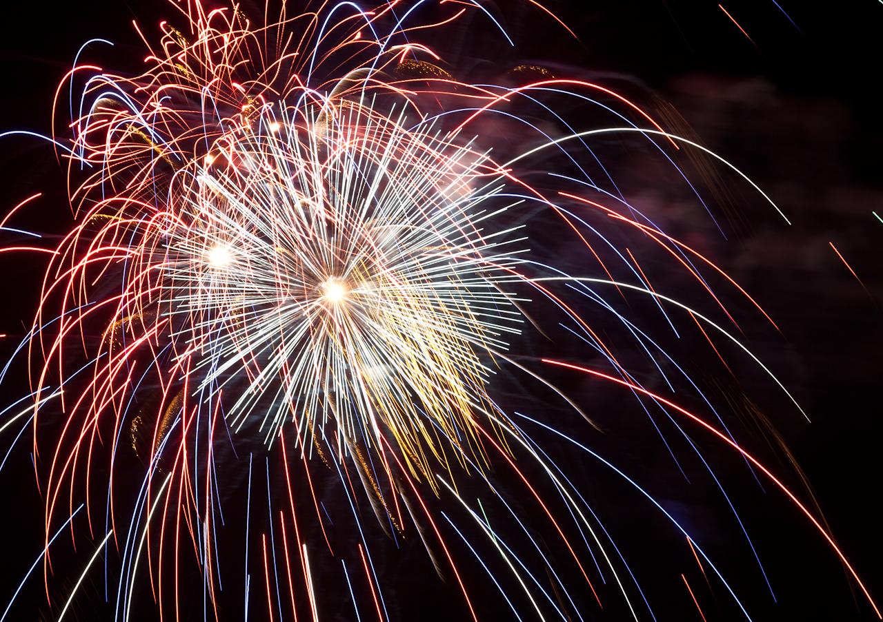 Kaboom Town Fireworks, Addison, TX