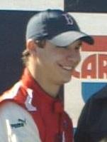 Kevin Swindell NASCAR driver
