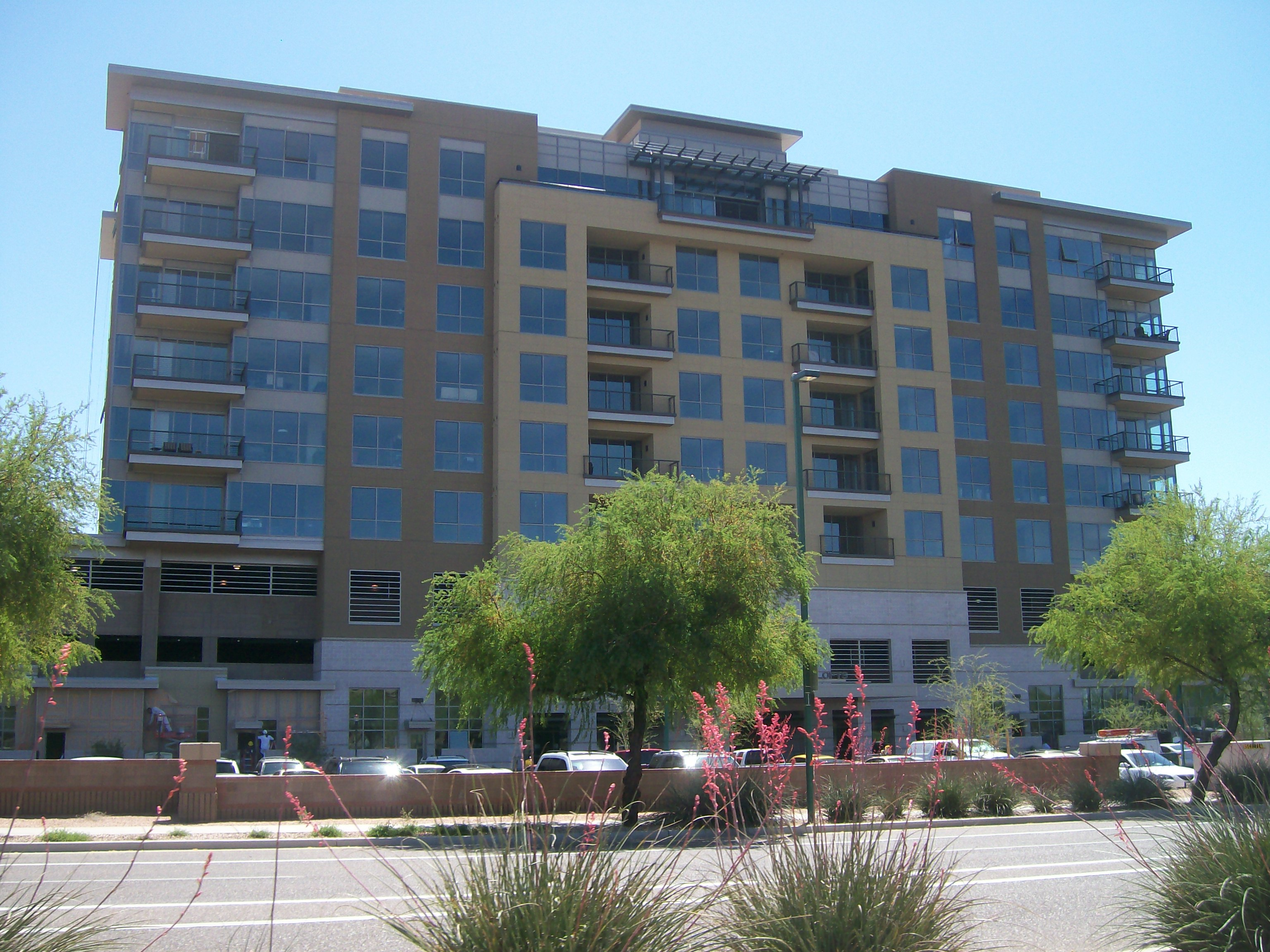 File Kierland Plaza Lofts 2008 04 14 Jpg Wikimedia