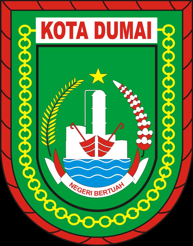 File Lambang Kota Dumai Png Wikimedia Commons