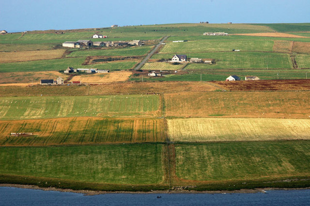 File:Langaness and Newan from Ravie Hill - geograph.org.uk - 237268.jpg