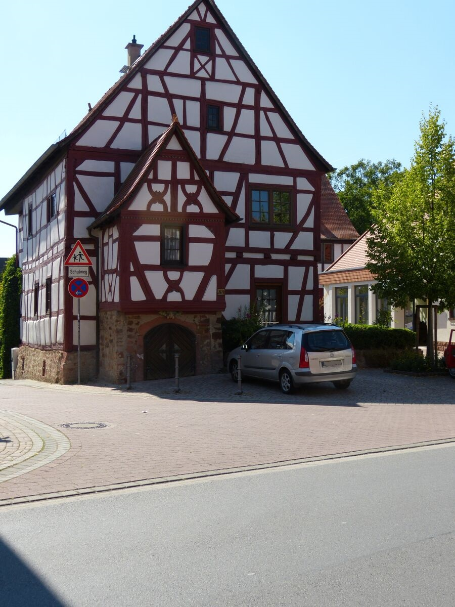 File:Lengfeld Zollhaus giebelseitig.jpeg - Wikimedia Commons