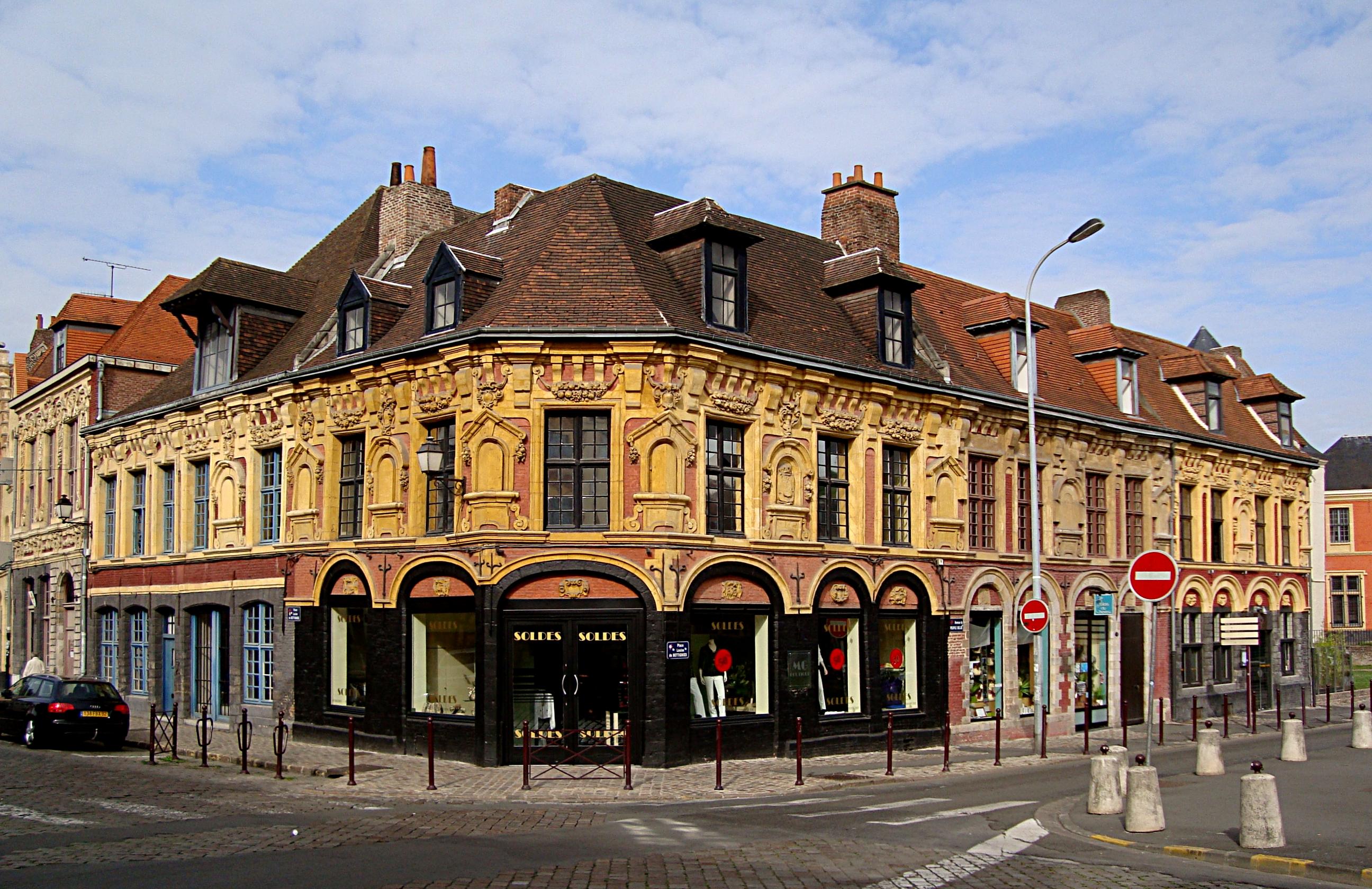 File lille maison de gille le boe jpg wikimedia commons for Maison des ados lille
