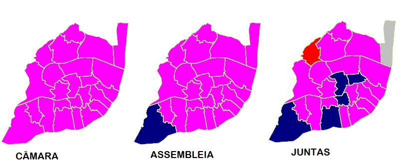 mapa freguesias lisboa 2013 Eleições autárquicas de 2013 em Lisboa – Wikipédia, a enciclopédia  mapa freguesias lisboa 2013
