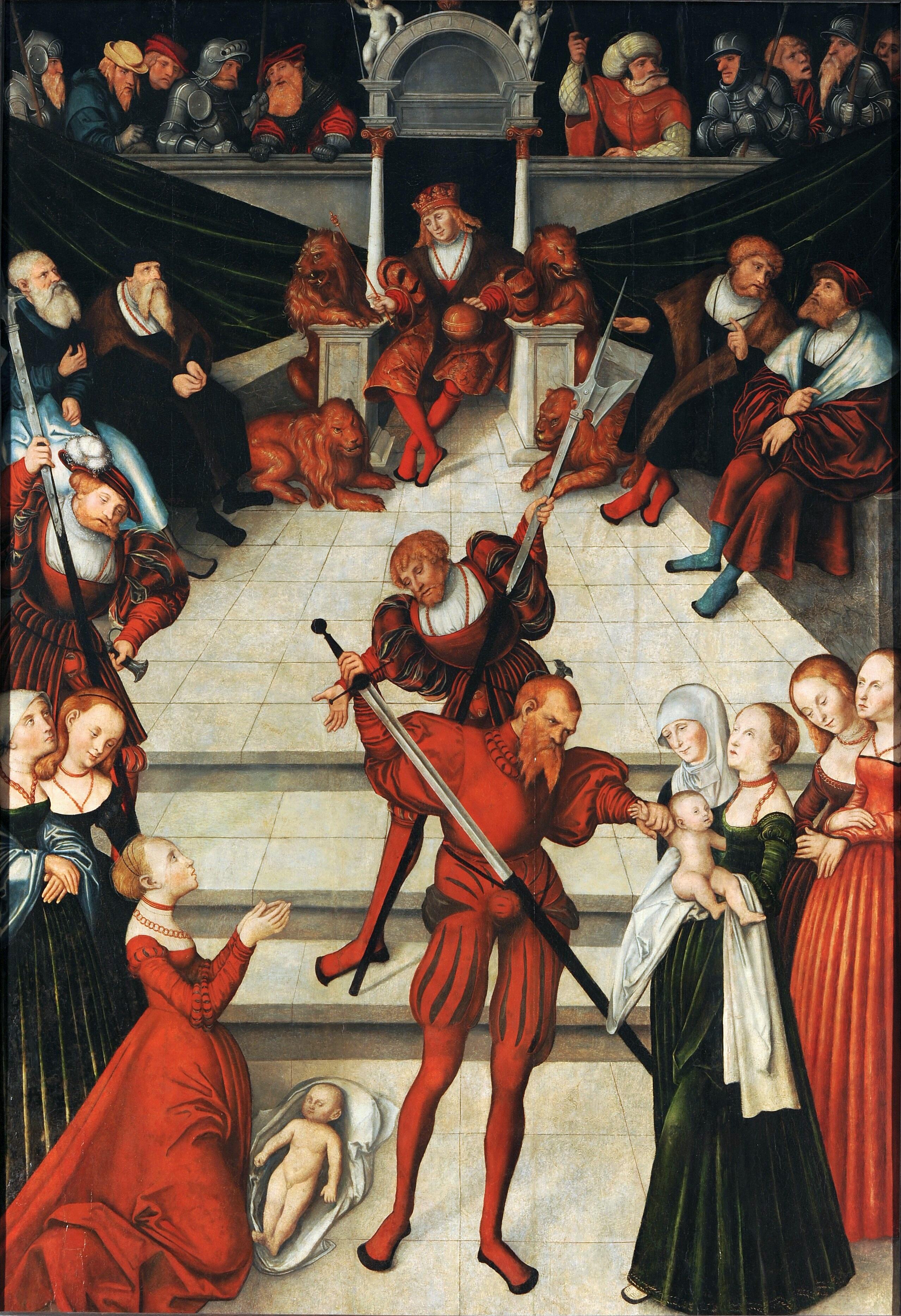 Ä. - Das Urteil des Salomonis (ca.1537).jpg
