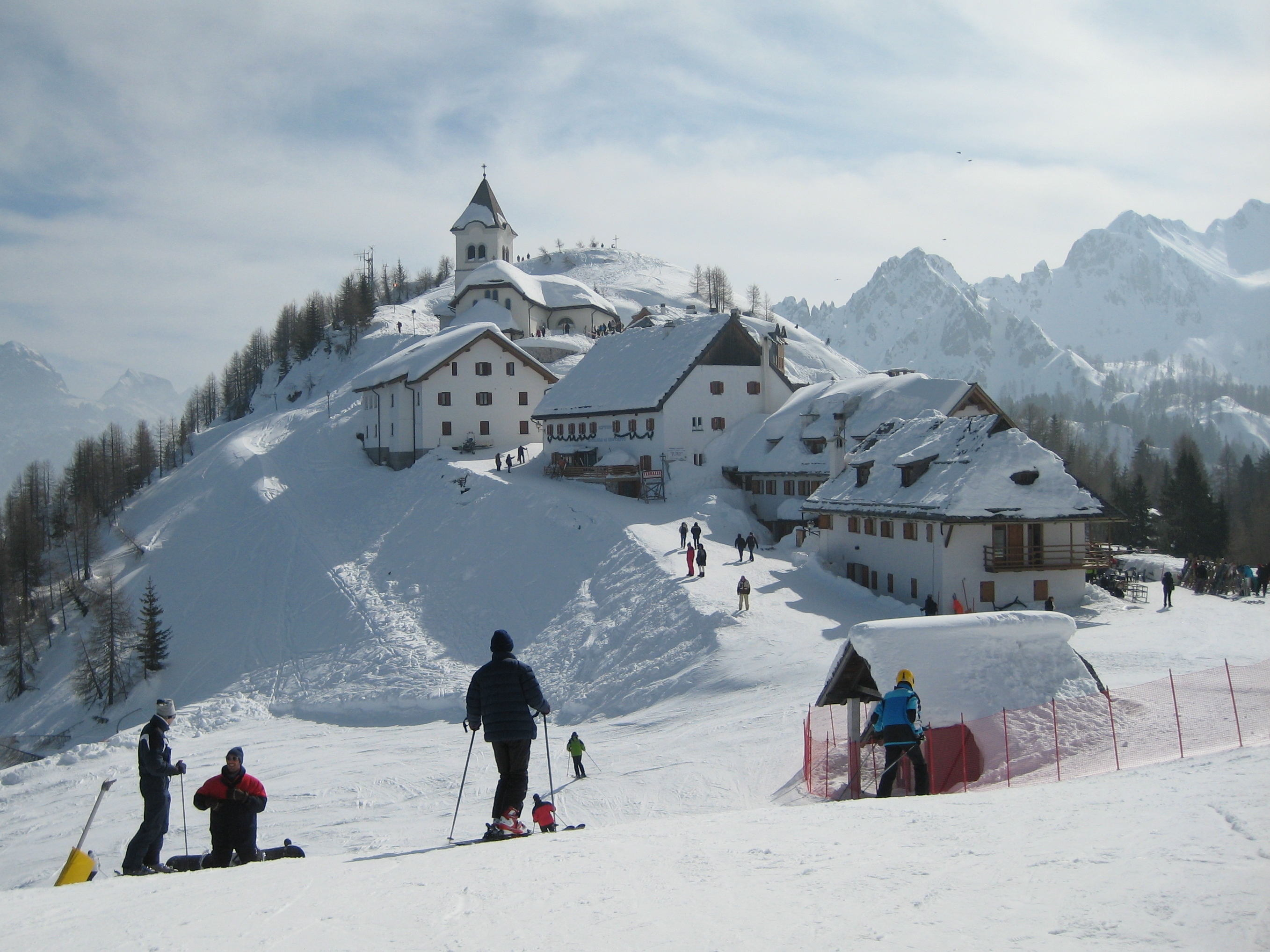 review for tarvisio ski resort - snow central uk