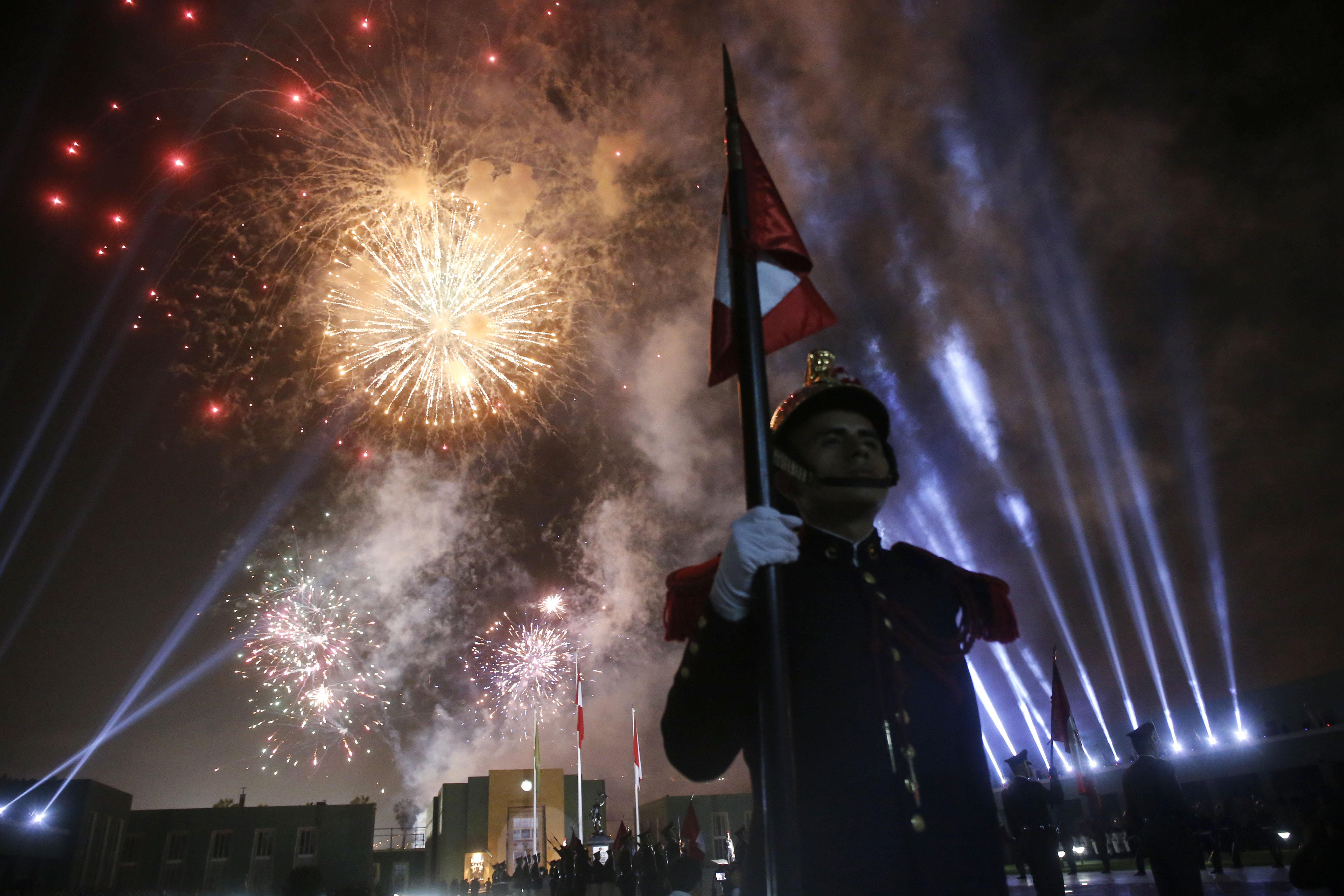 Fiestas Patrias De Perú Wikipedia La Enciclopedia Libre