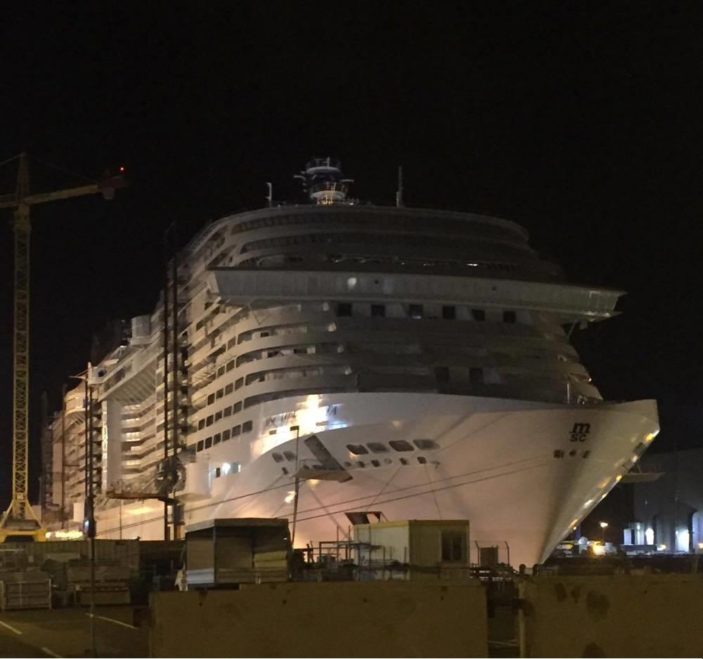 Cruise Ship  Nov  Kangaroo Island