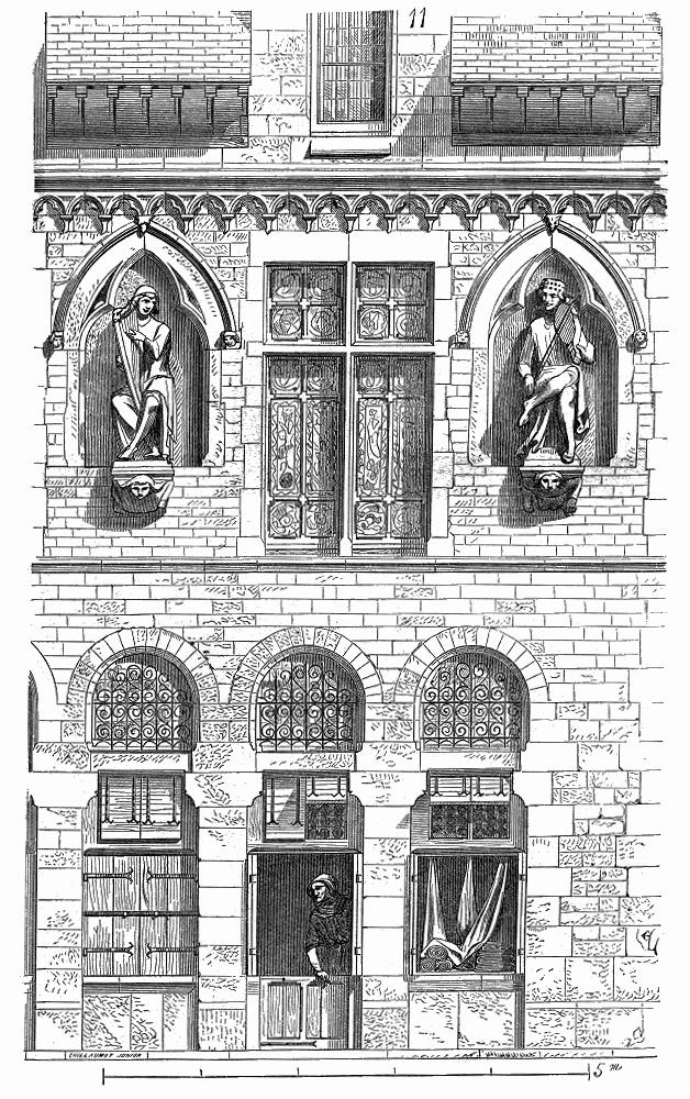 Dessin Architecture Maison : Maison des musiciens — wikipédia