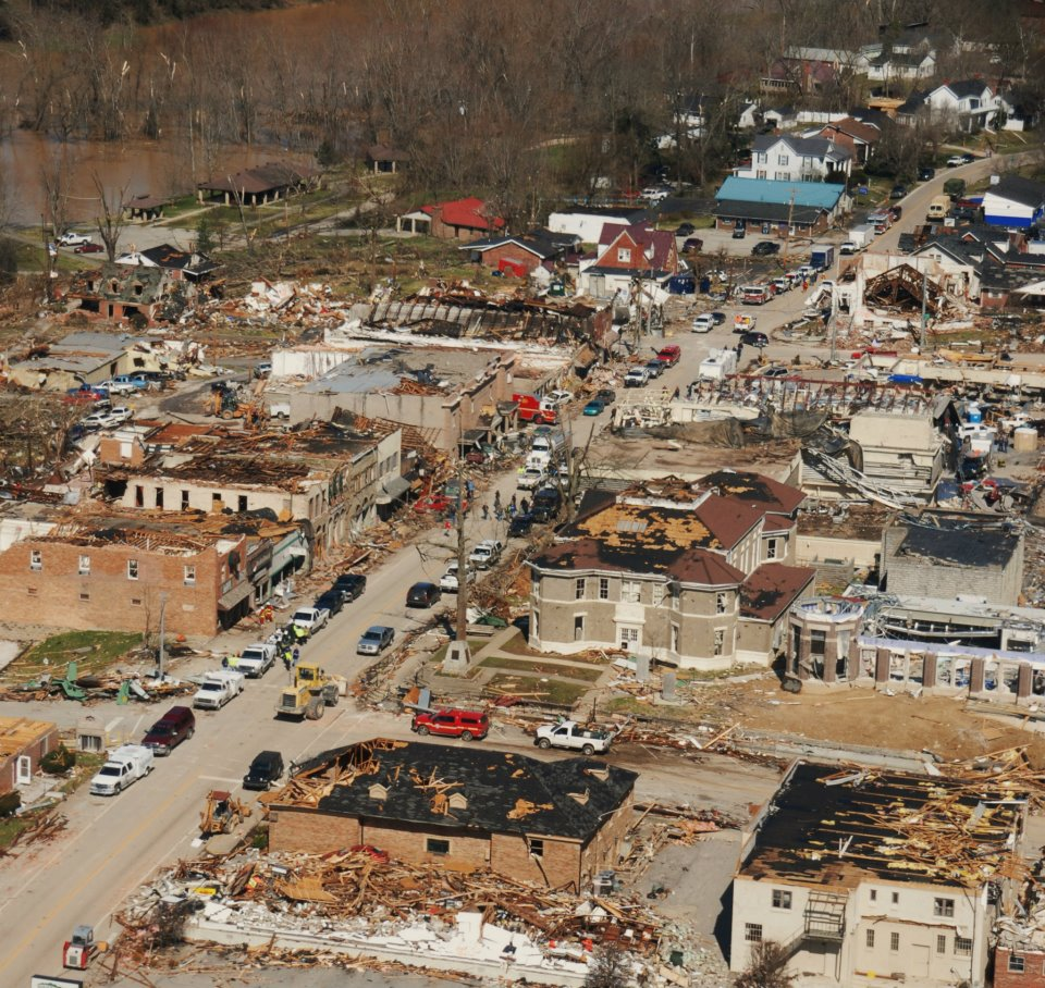 Worst Natural Disasters In Recent Us History
