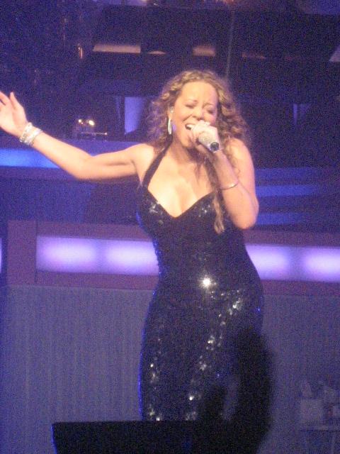 Mariah Carey Tour Glasgow