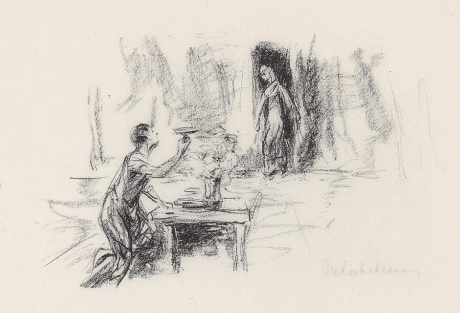 File:Max Liebermann Die Braut von Corinth I.jpg - Wikimedia Commons