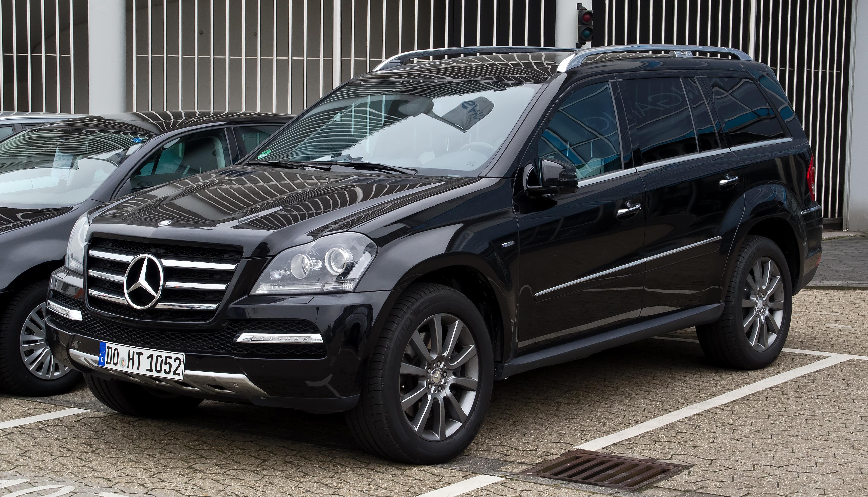 File Mercedes Benz Gl 350 Cdi 4matic Blueefficiency Grand