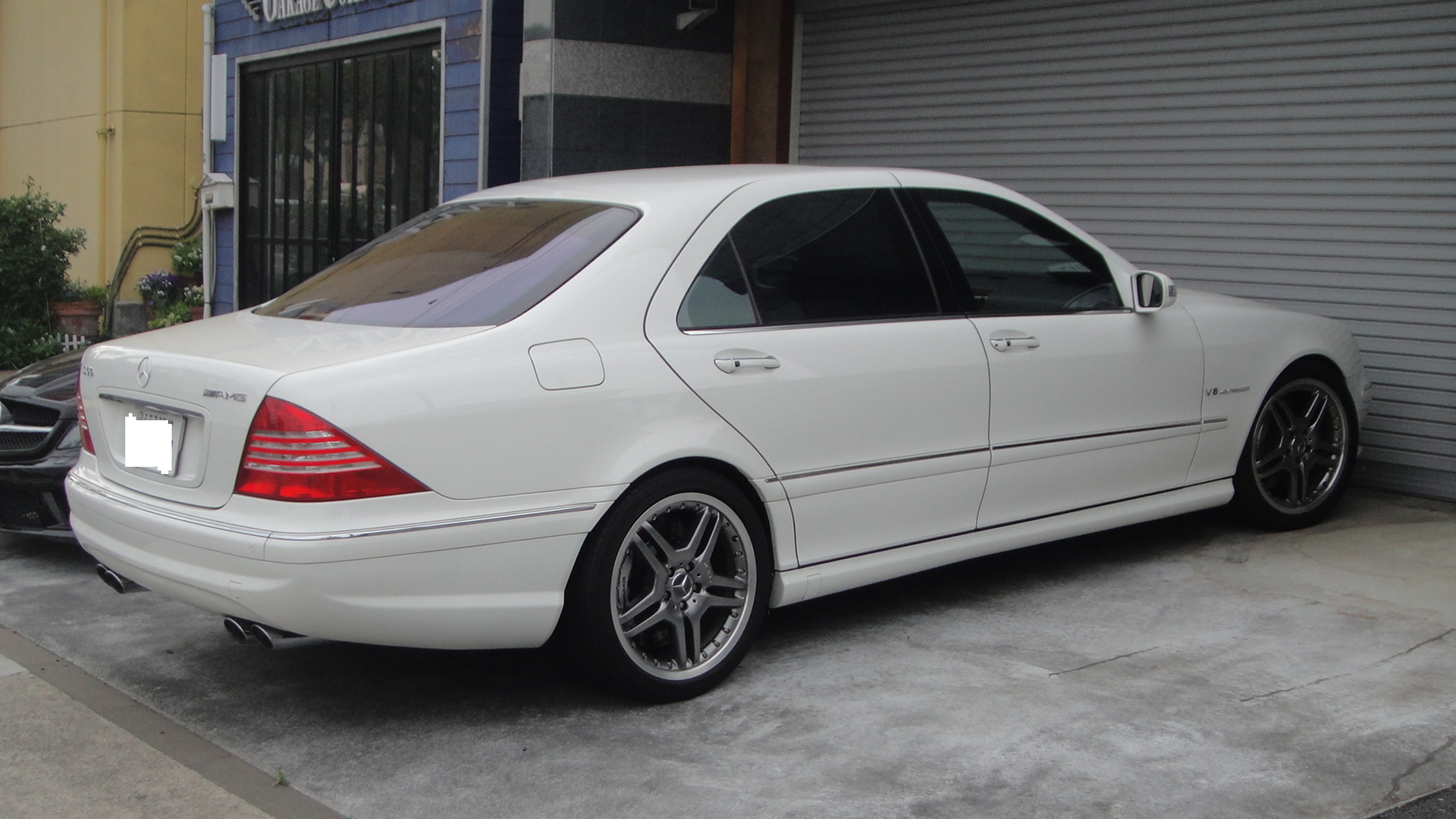 File Mercedes Benz S55 Amg Tx Re Jpg Wikimedia Commons