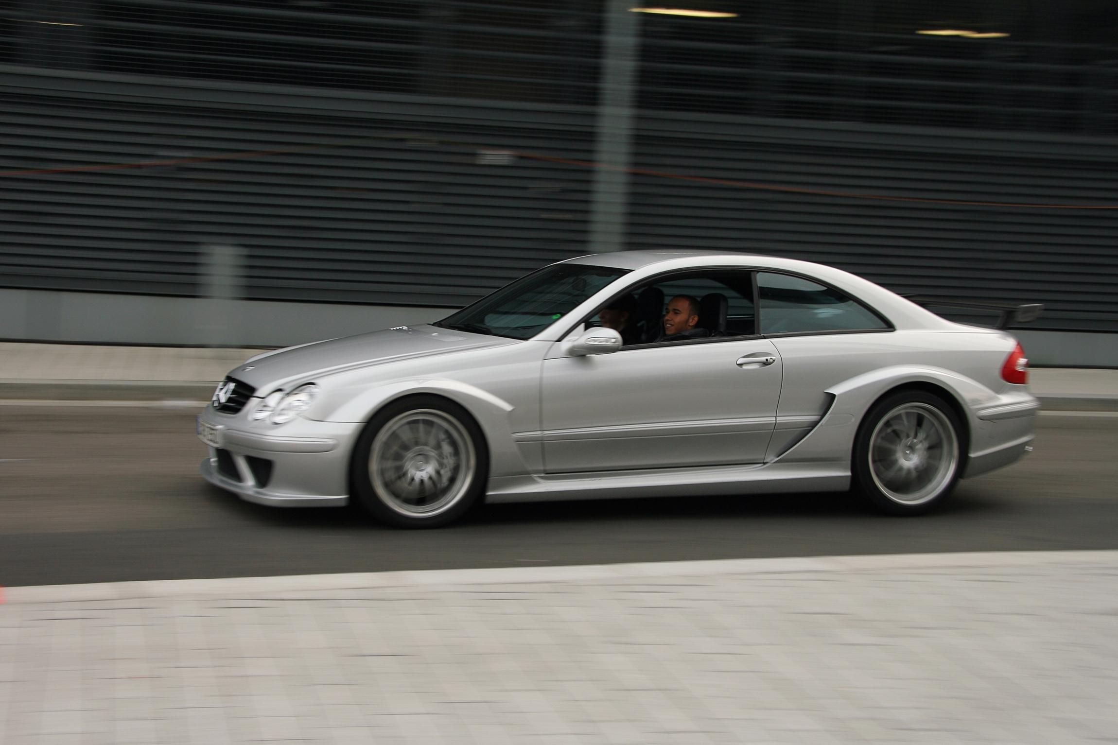 Mercedes Benz Driver Side Visor