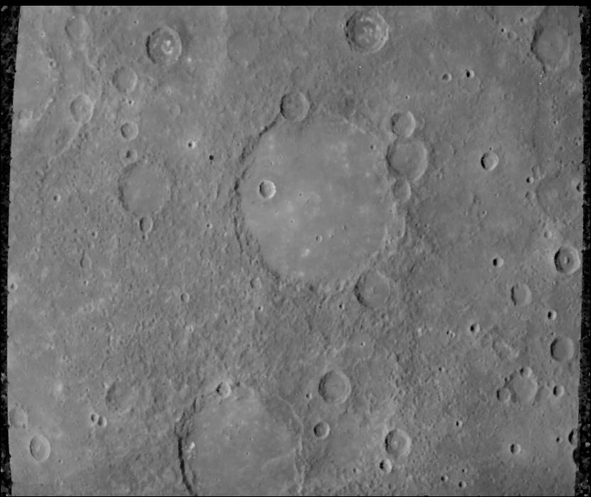 Mercurio,El Planeta más cercano al Sol