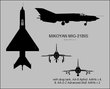 MiG 21 (航空機)の画像 p1_16