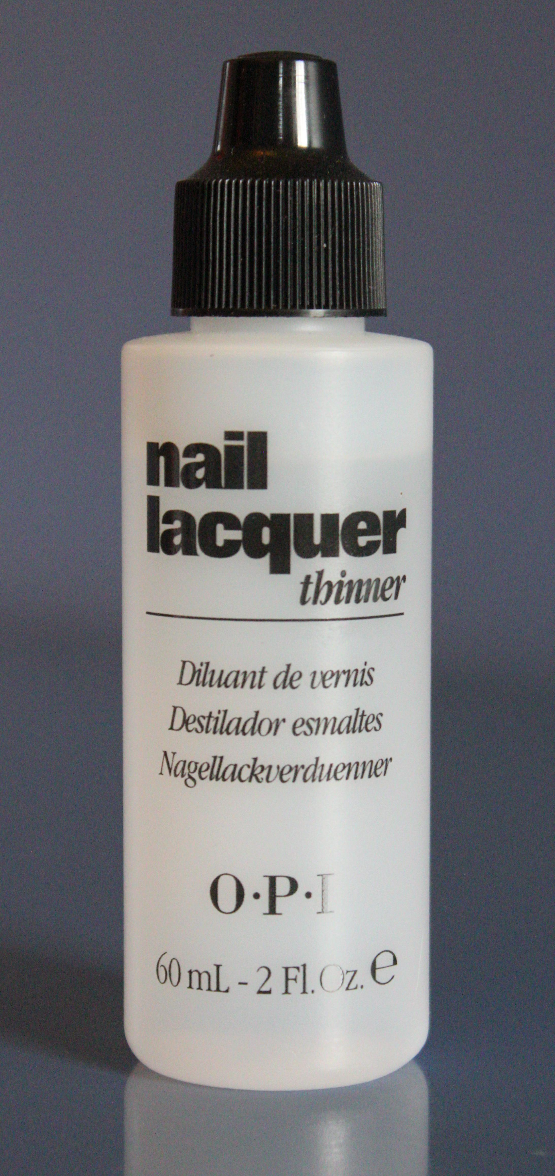 Nail Polish Thinners - LivOliv Cosmetics