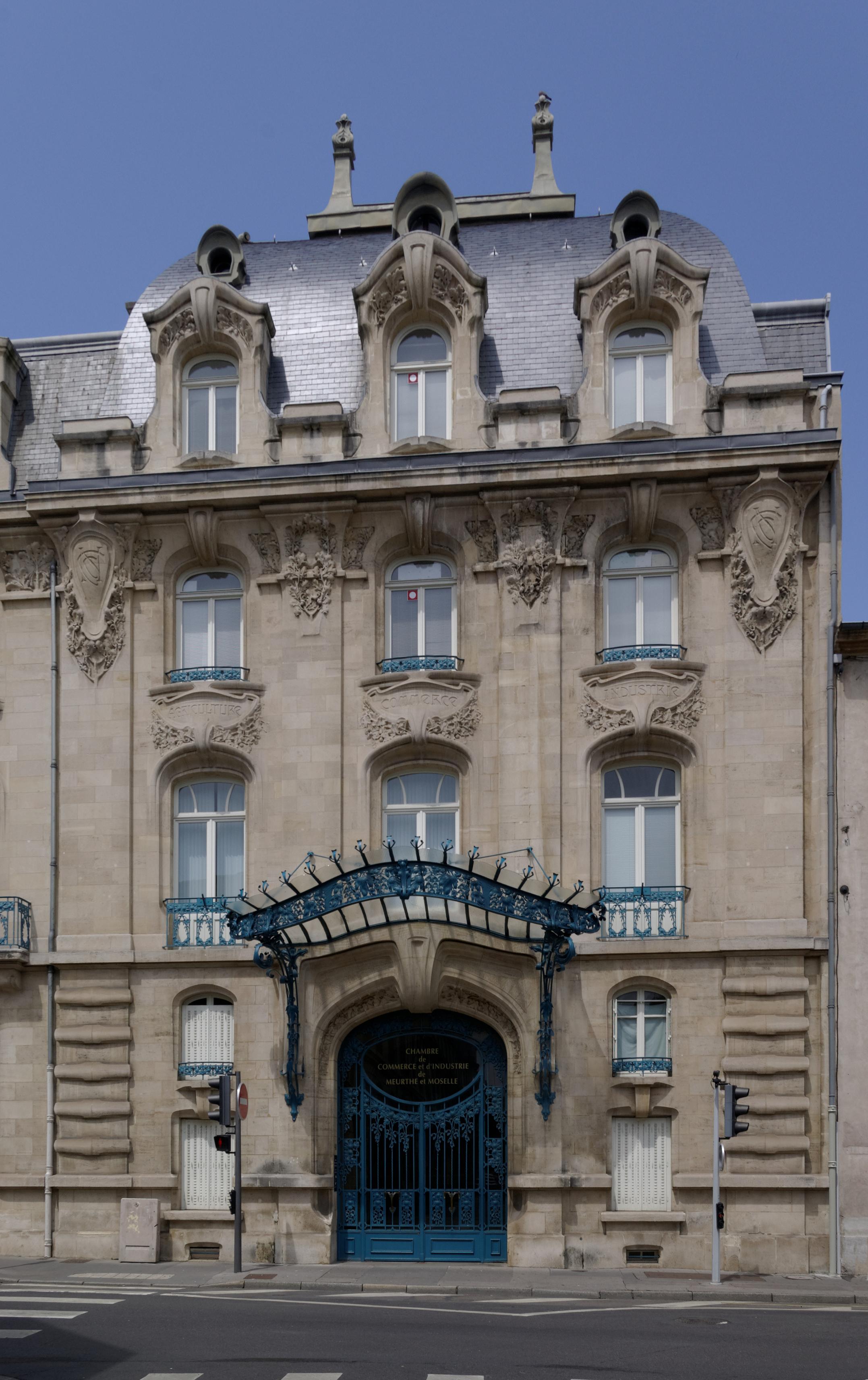 Architecte D Interieur Moselle chambre de commerce et d'industrie de meurthe-et-moselle