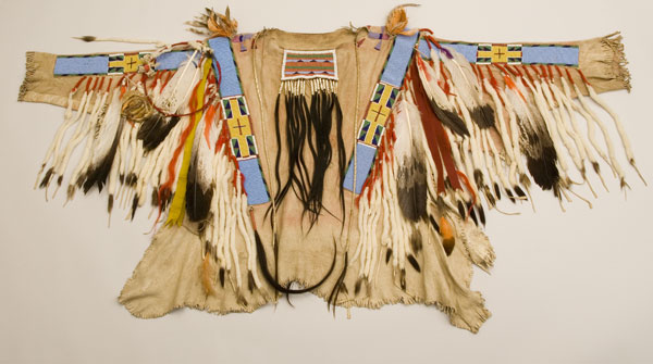 Nez Perce Clothing For Men http://commons.wikimedia.org/wiki/File:Nez_Perce_Shirt.jpg