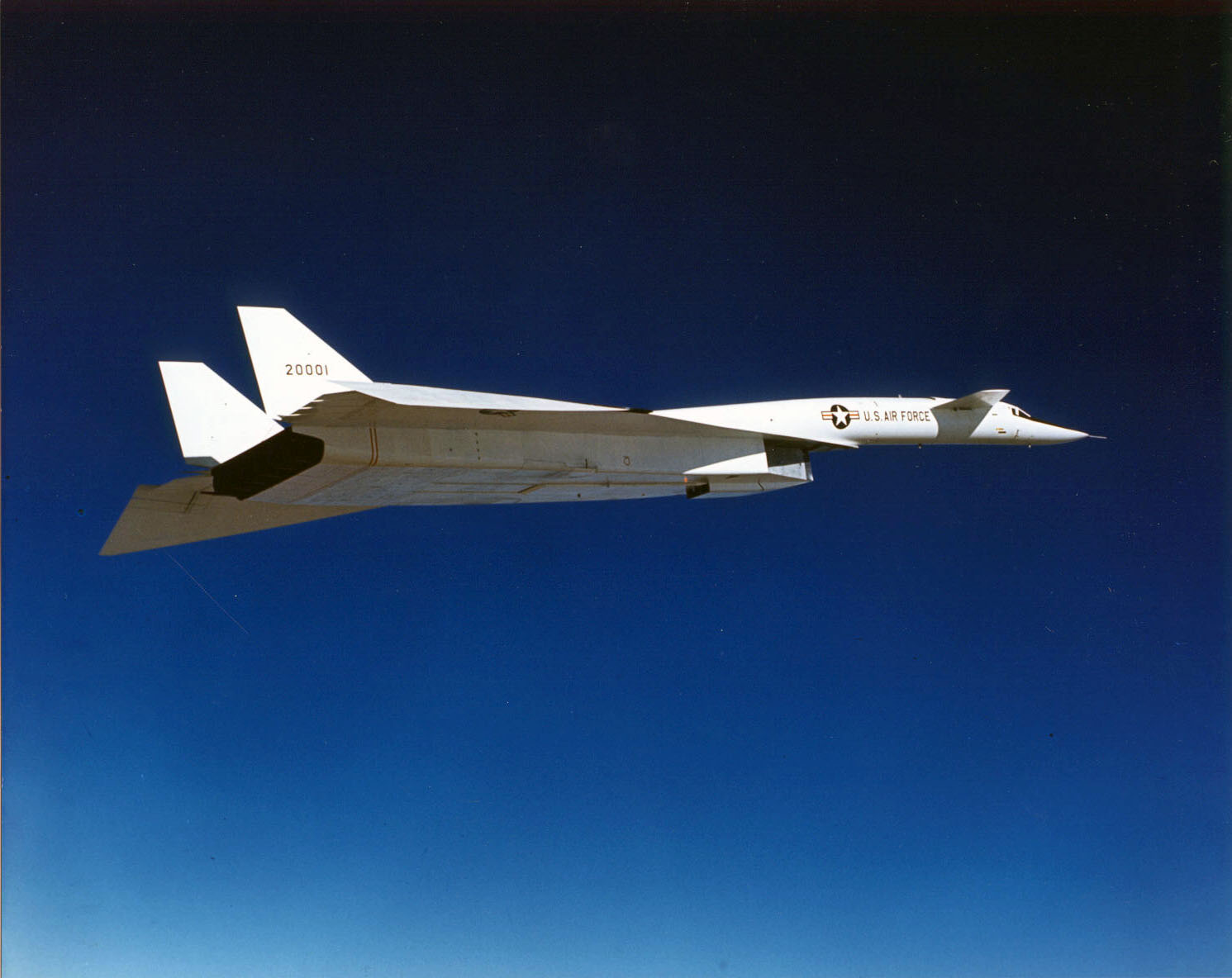 North American XB-70A Valkyrie - Warbird Tech Vol 34, Softcover Reference
