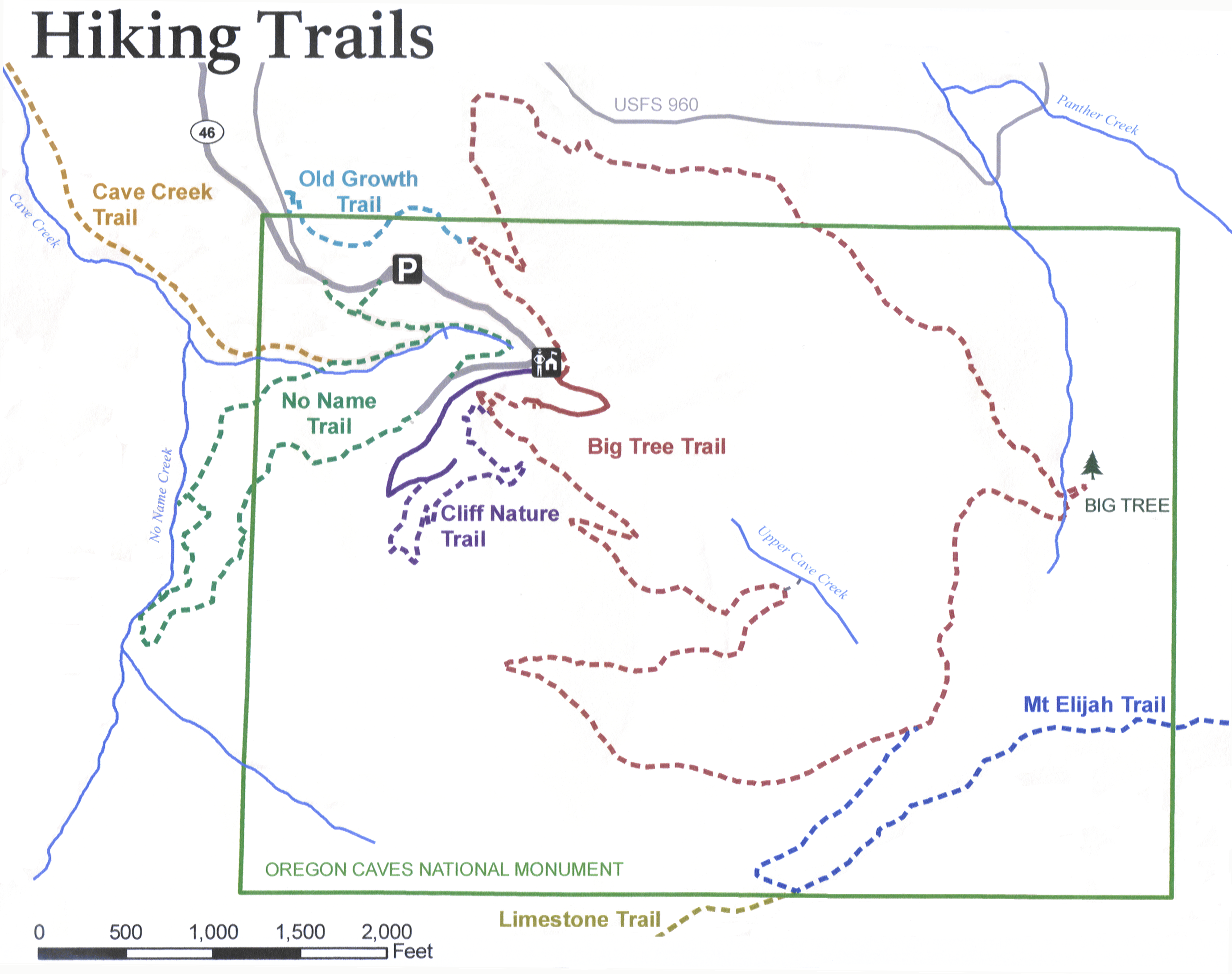 FileORCA Hiking Trail Mappng Wikimedia Commons - Oregon hiking trails map