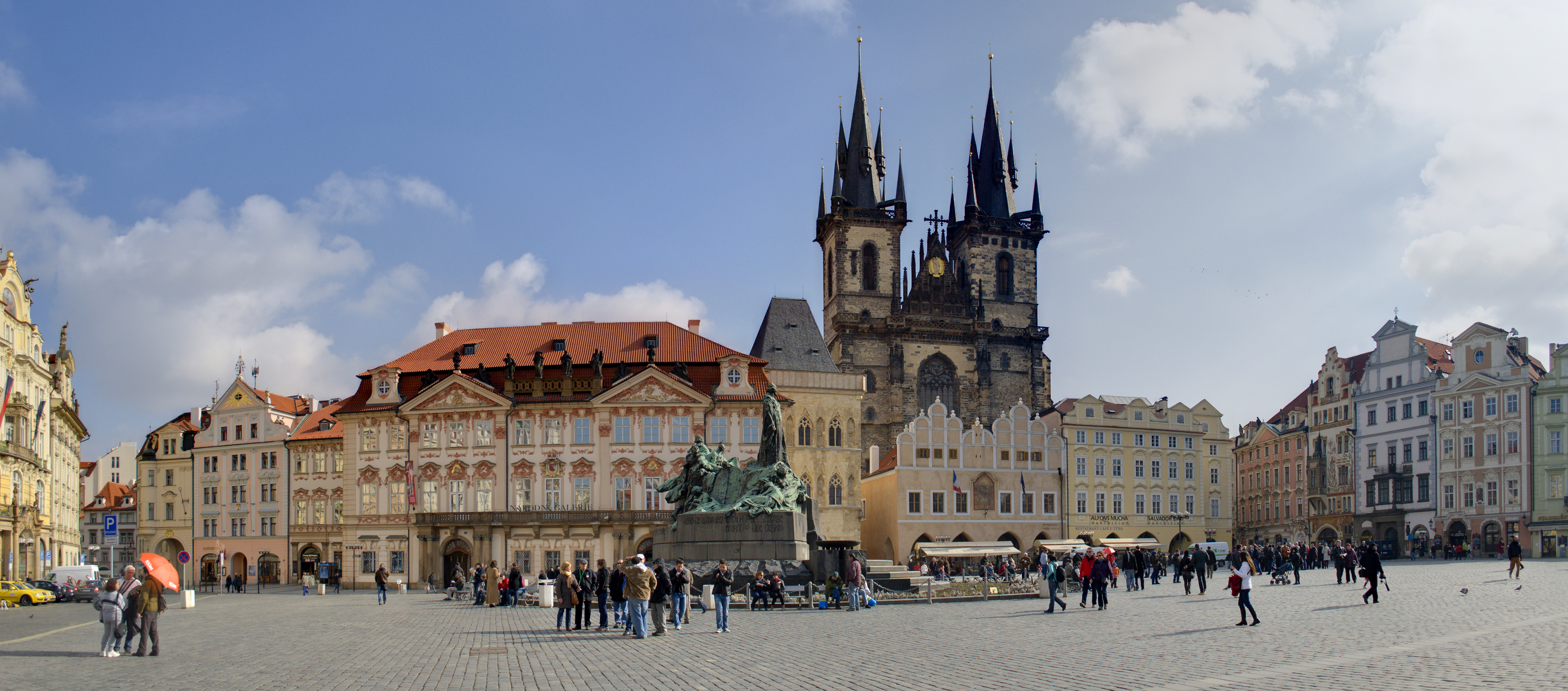File old town square praga for Prague square