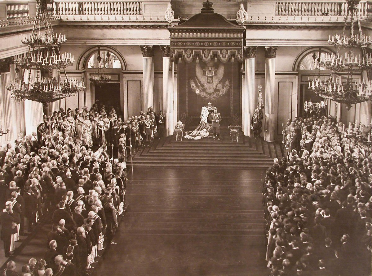 Russian Duma 1905 File:Opening of Duma.j...