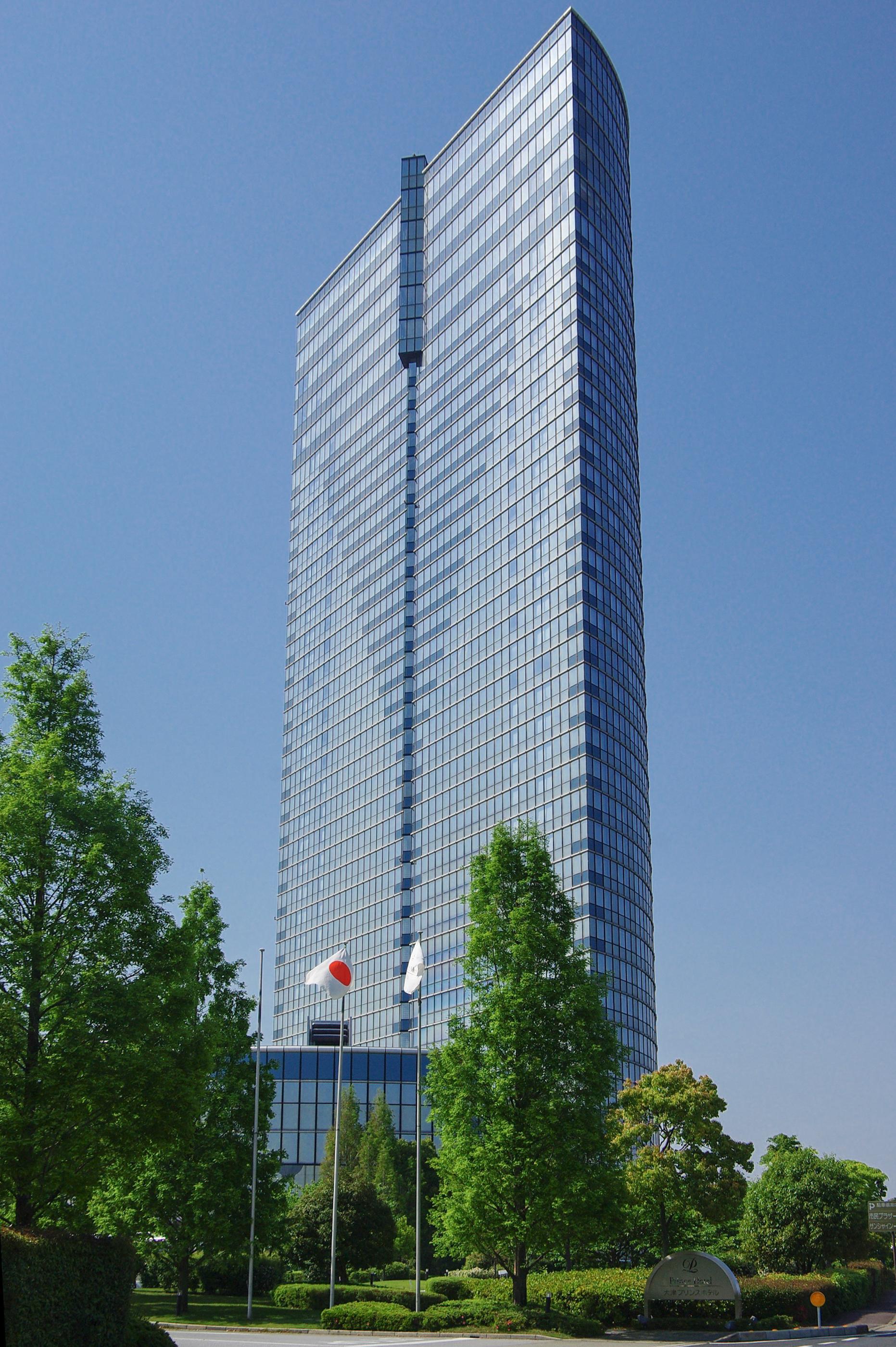 プリンス ホテル 大津