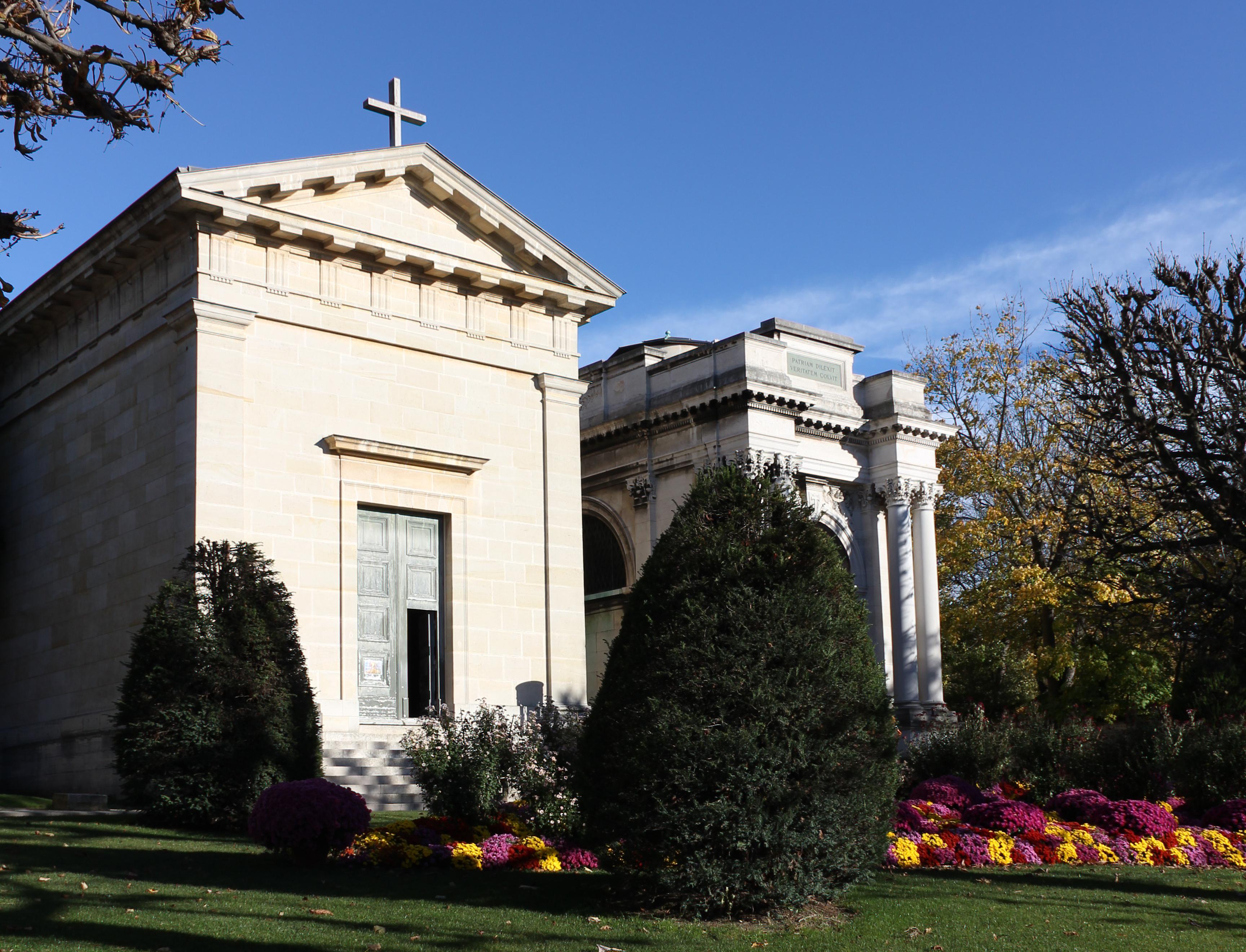 Chapelle du Père-Lachaise — Wikipédia