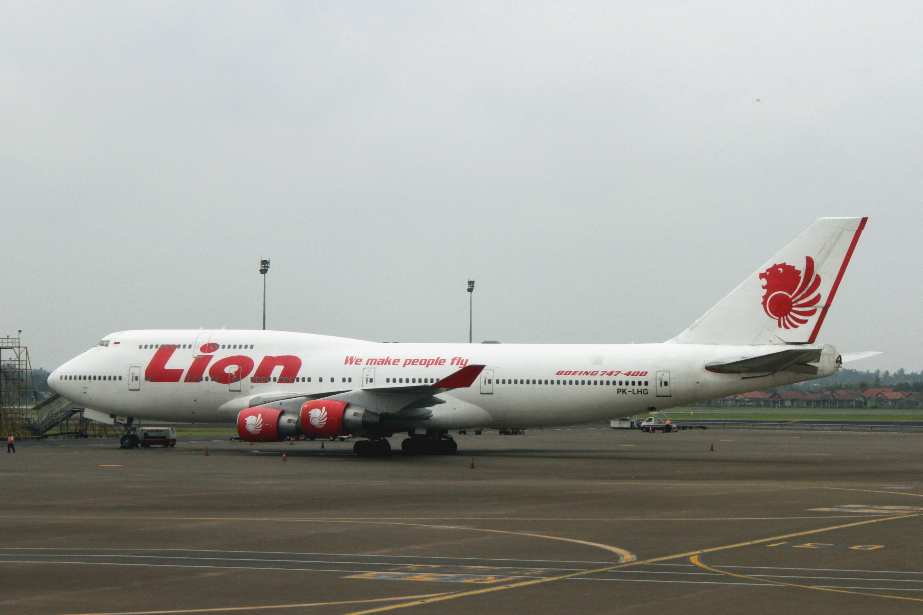 lion airline booking