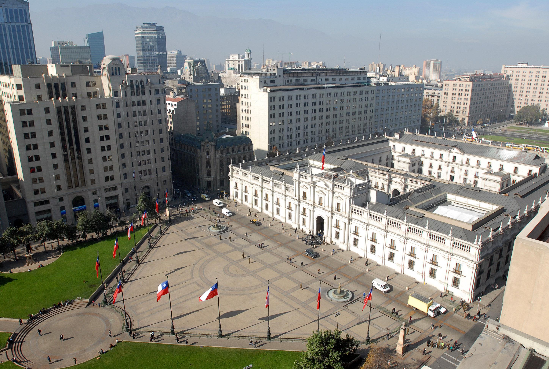 Plaza de la Constitución (Santiago de Chile) - Wikipedia