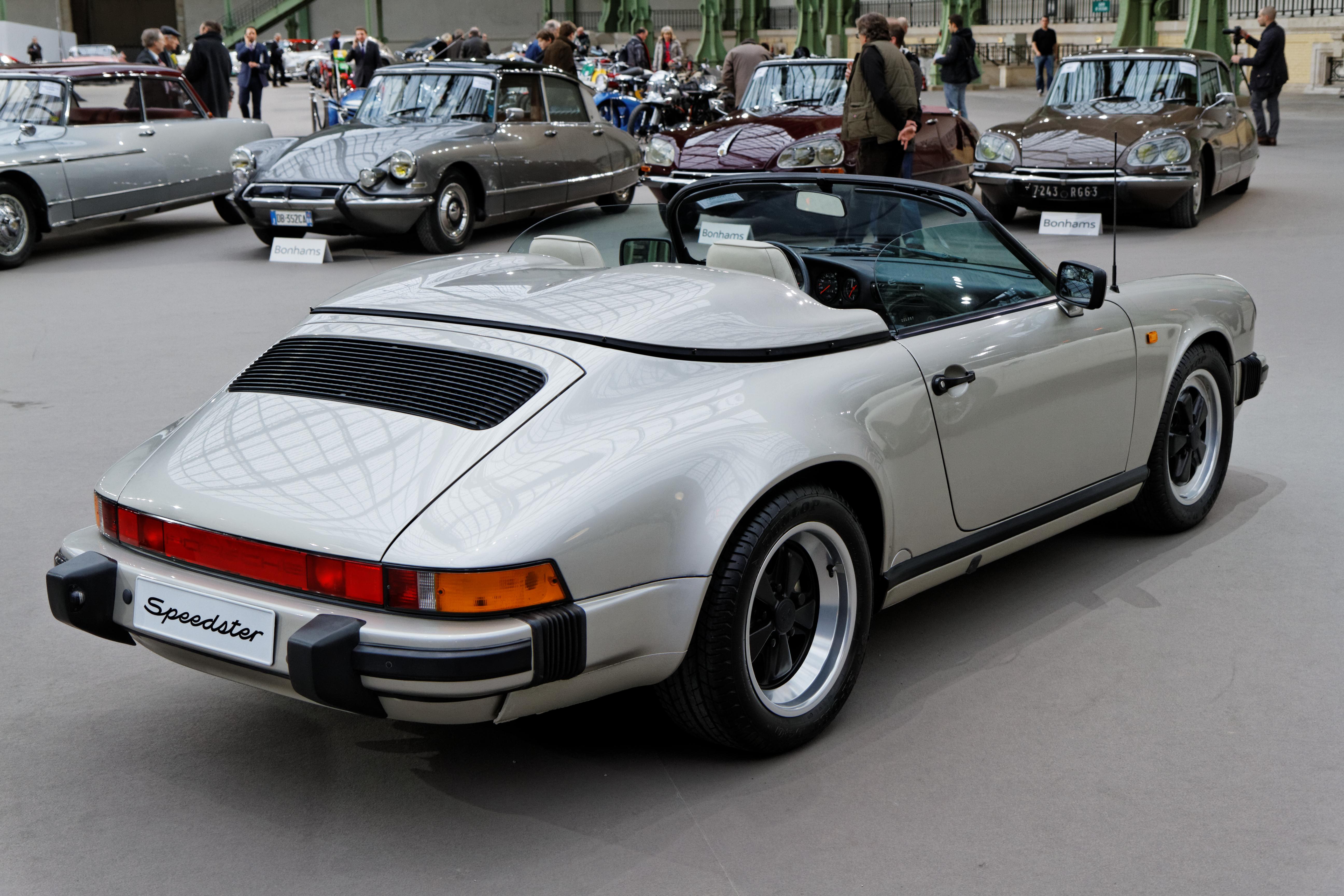 File Paris Bonhams 2014 Porsche 911 Narrow Body