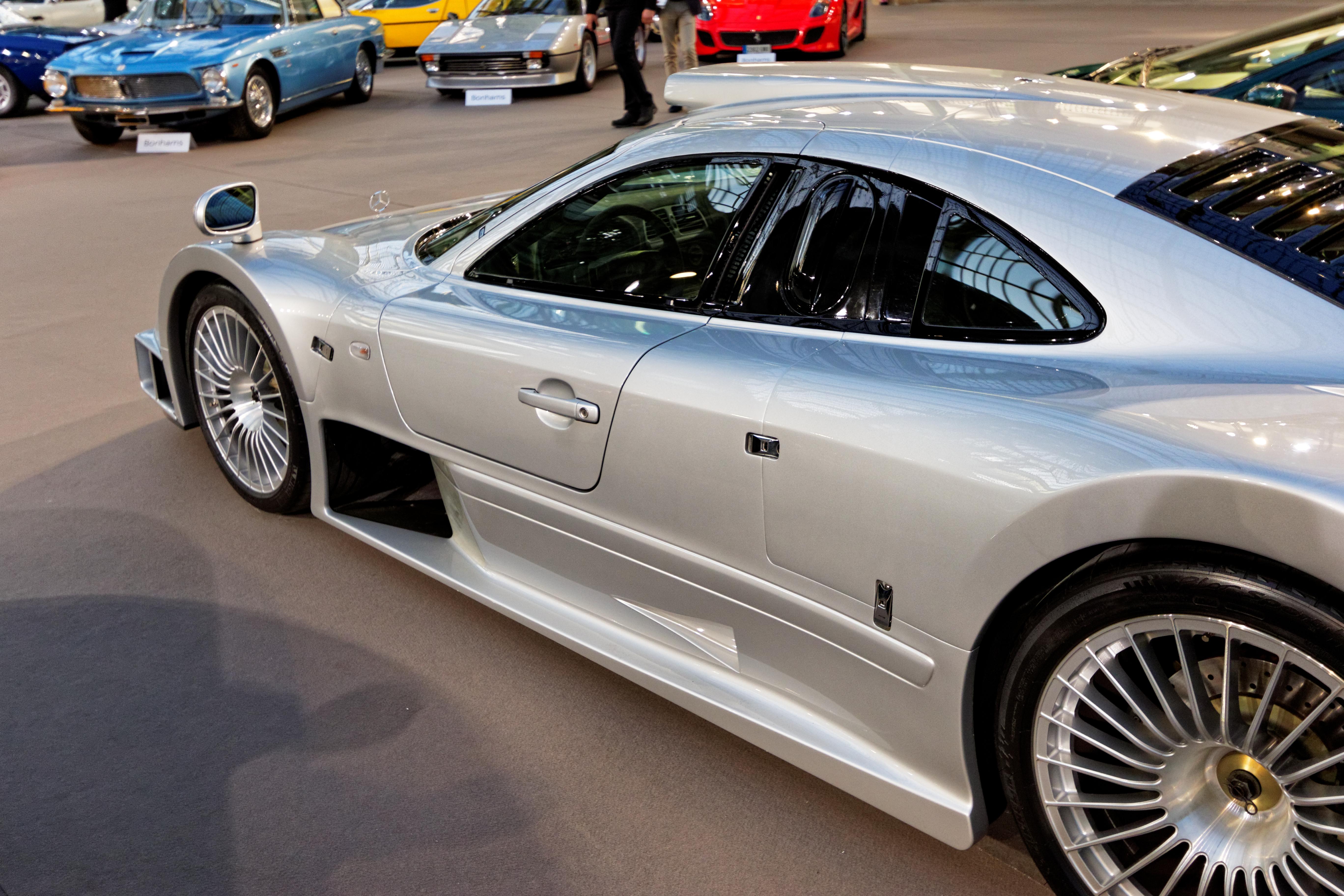 File Paris Bonhams 2016 Mercedes Benz Clk Gtr Coupé 2000 005 Jpg