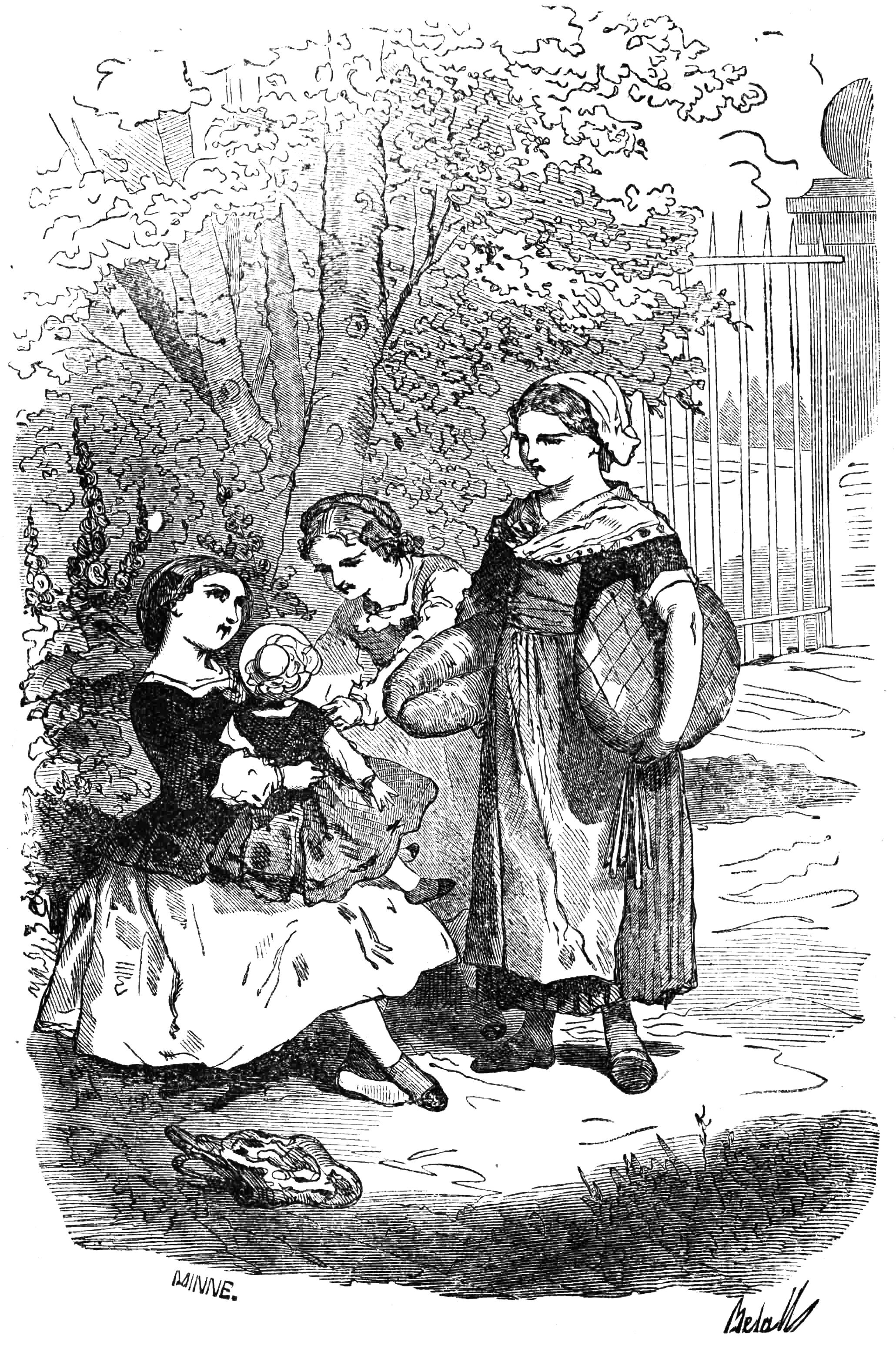 Les Petites Filles Modèles Wikipédia