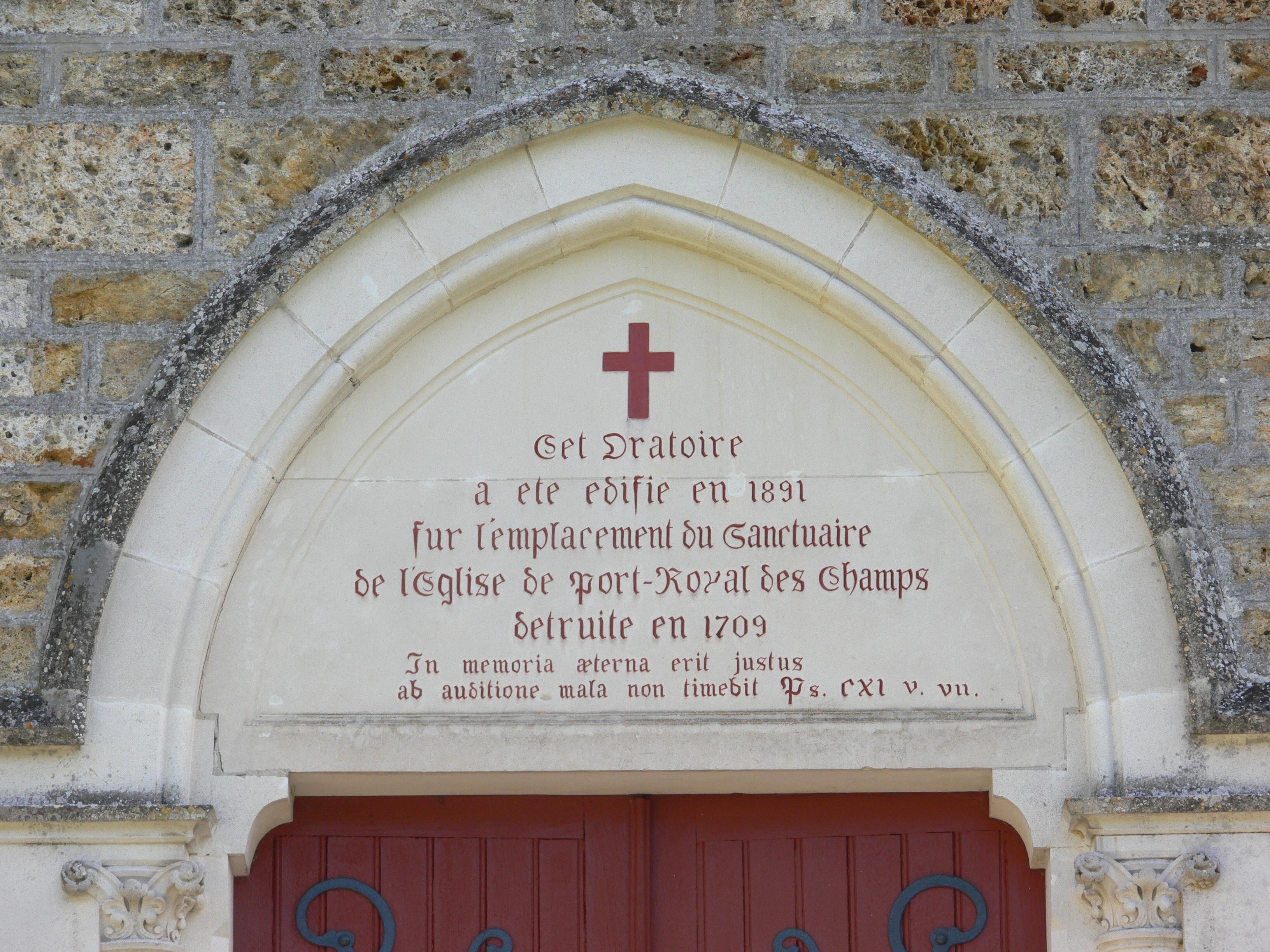 file port royal des chs fronton chapelle xixe jpg wikimedia commons