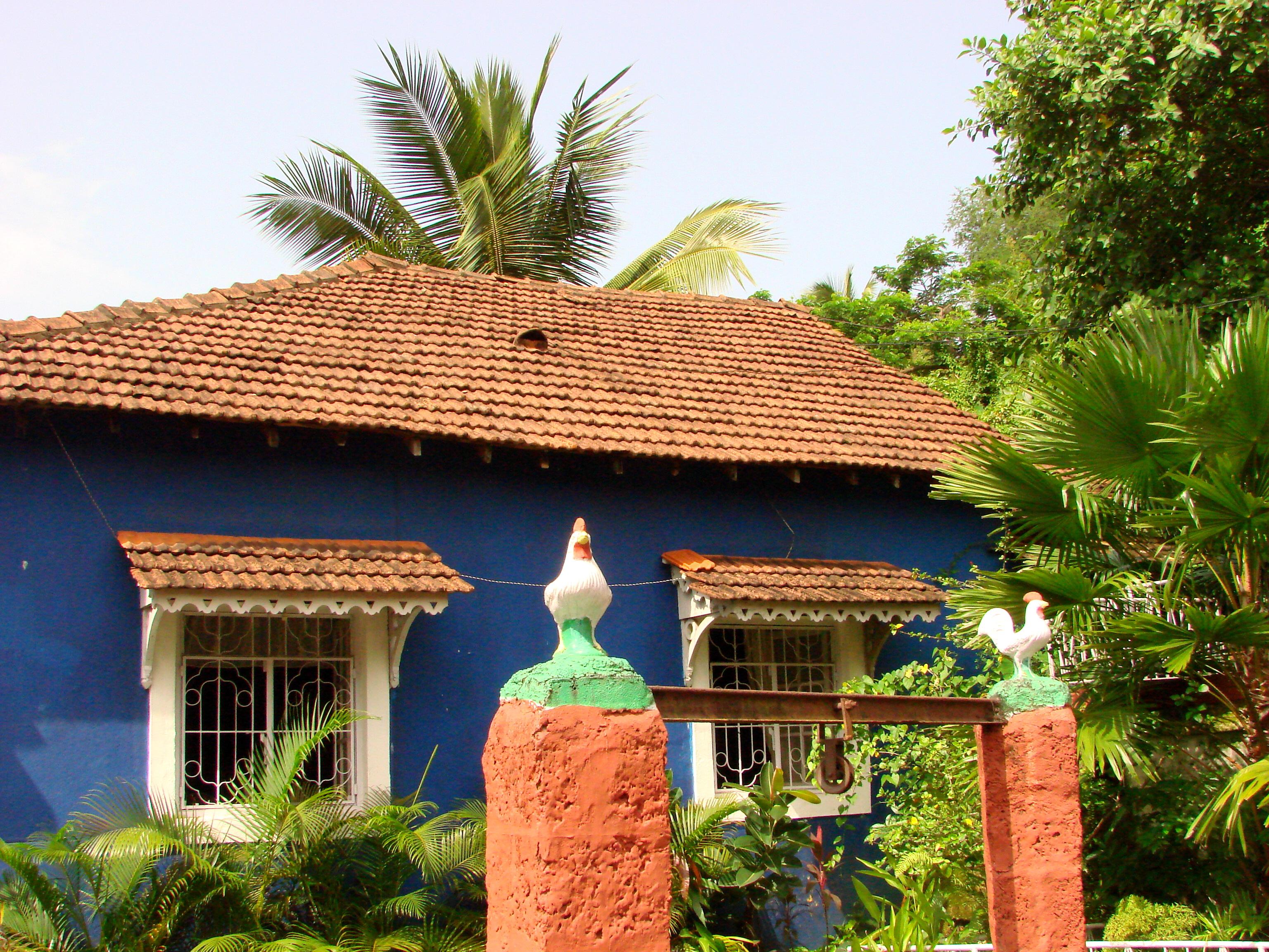 Goan House Designs And Floor Plans