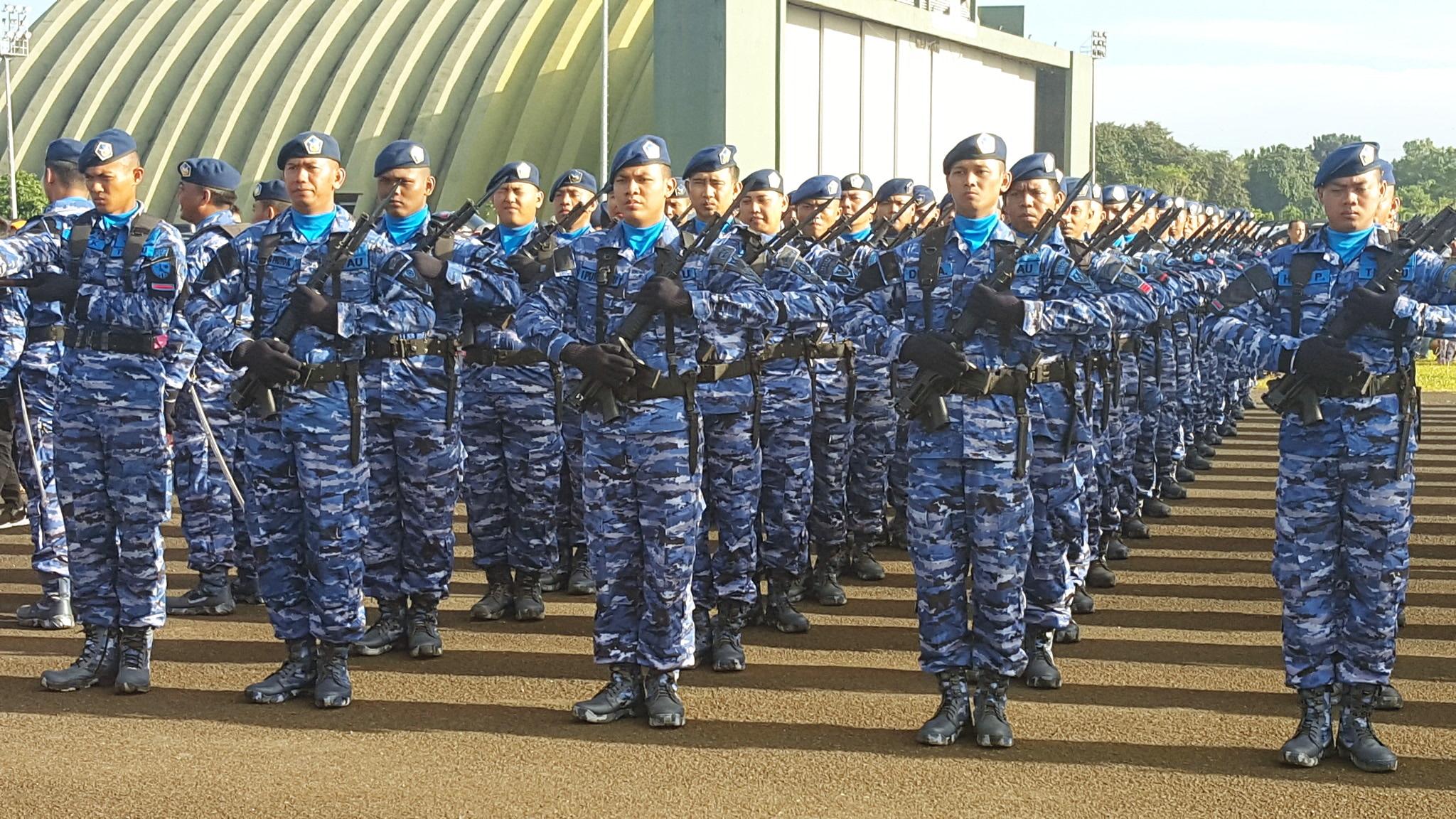 tentara nasional indonesia angkatan udara wikipedia bahasa rh id wikipedia org Indonesian Air Force Symbol Indonesian Air Force Navy