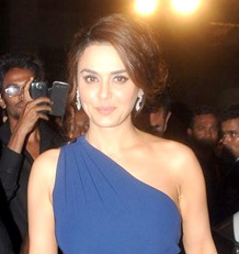 Preity Zinta at 59th Filmfare Awards.jpg