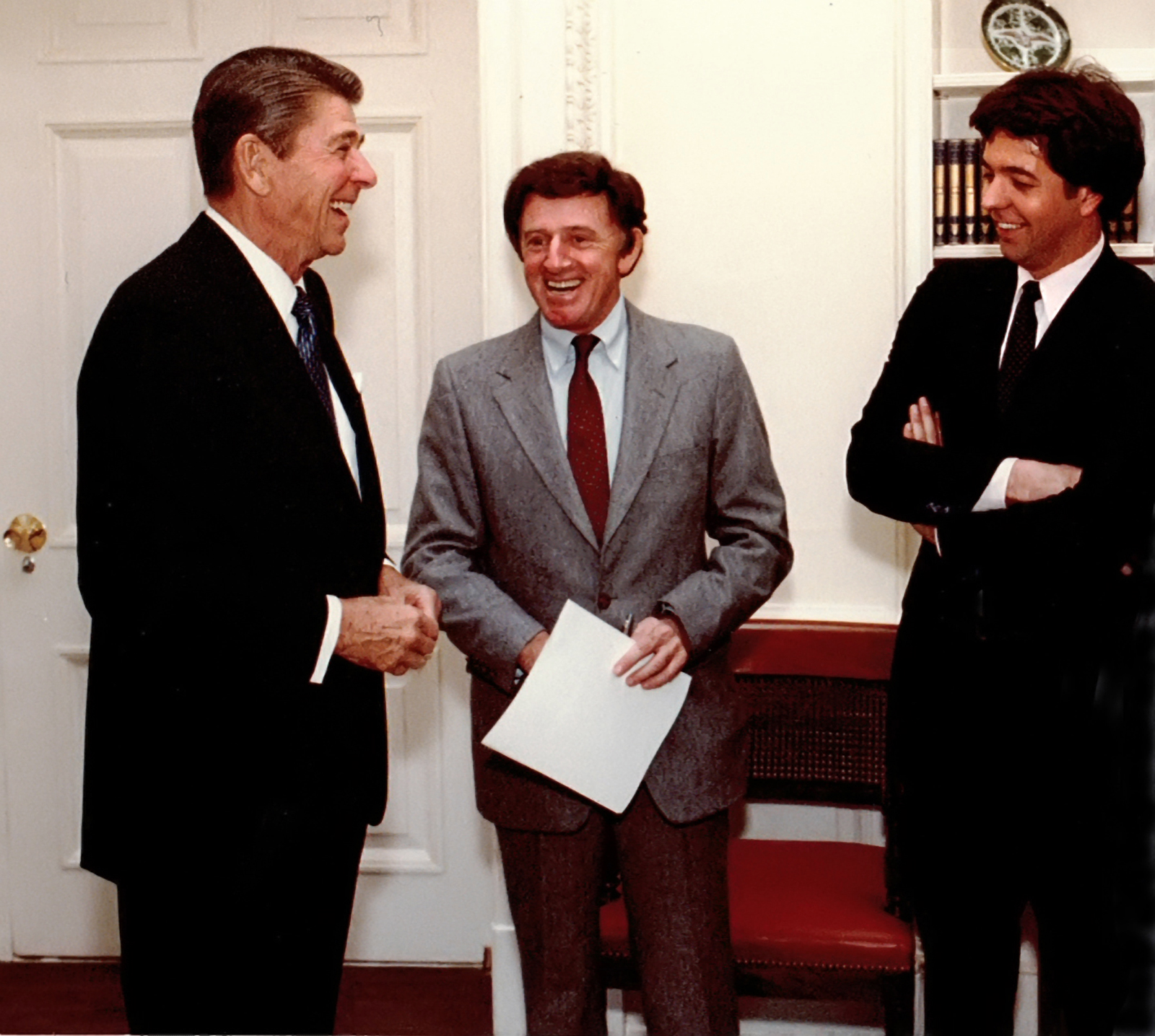 An analysis of the purpose and introduction of the president ronald reagan