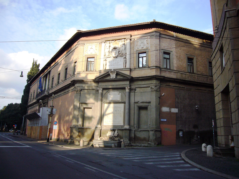 Orario Visita Villa Baldironi Reati