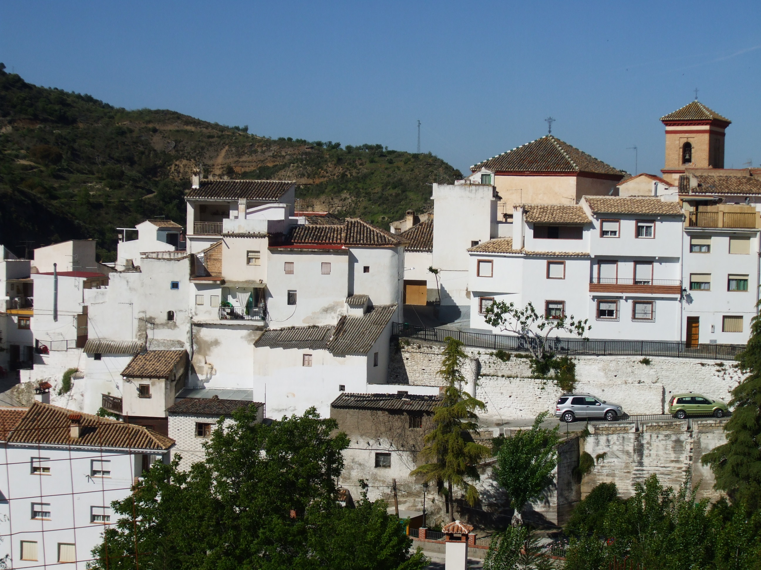 Quentar Granada El Pueblo Que Decora De Navidad El Pueblo