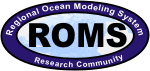 Regional Ocean Modeling System A free-surface, terrain-following, primitive equations ocean model