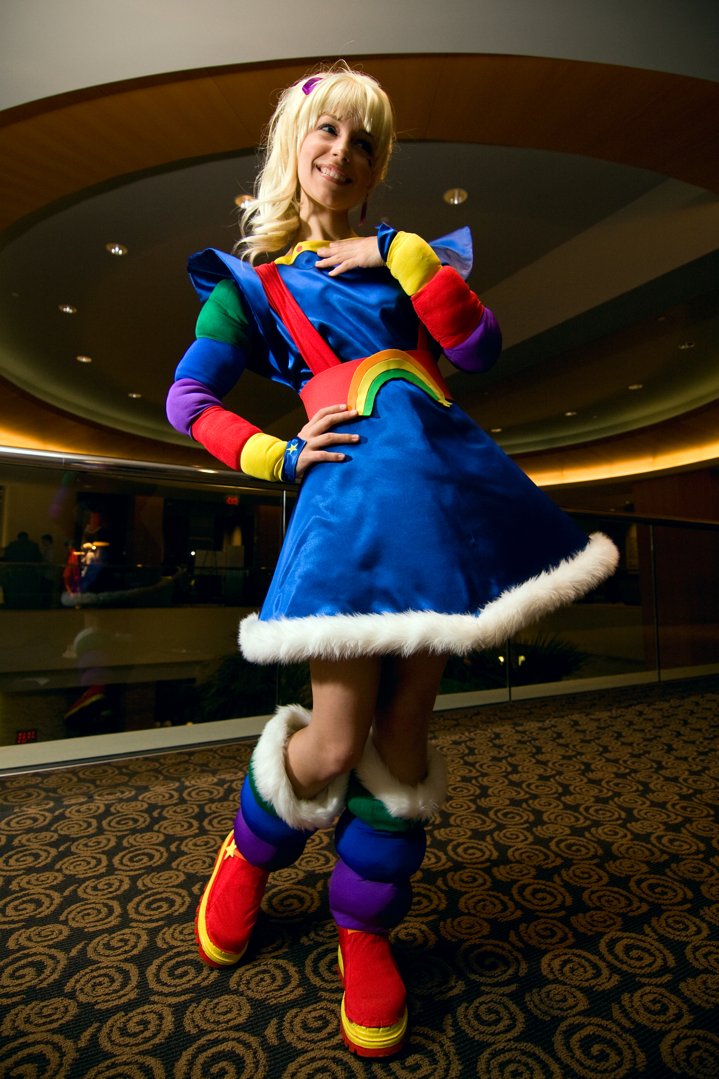 filerainbow brite cosplay youmacon01jpg wikimedia commons