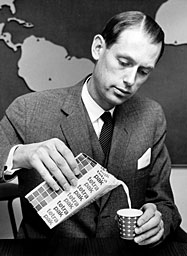 Hans Rausing Swedish businessman