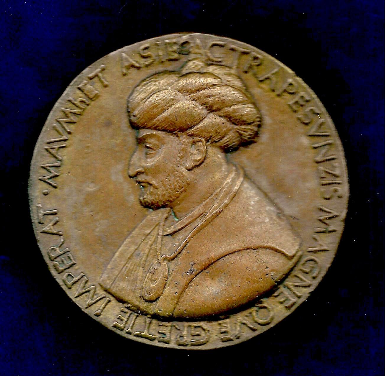 Renaissance Electrotype Medal of Bertoldo di Giovanni