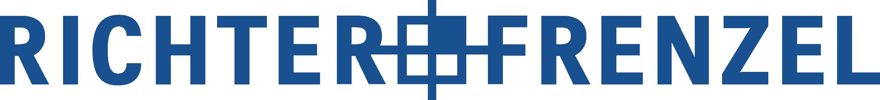 Frenzel Und Frenzel file richter frenzel logo png wikimedia commons