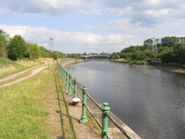 River Ribble, Preston - geograph.org.uk - 948378