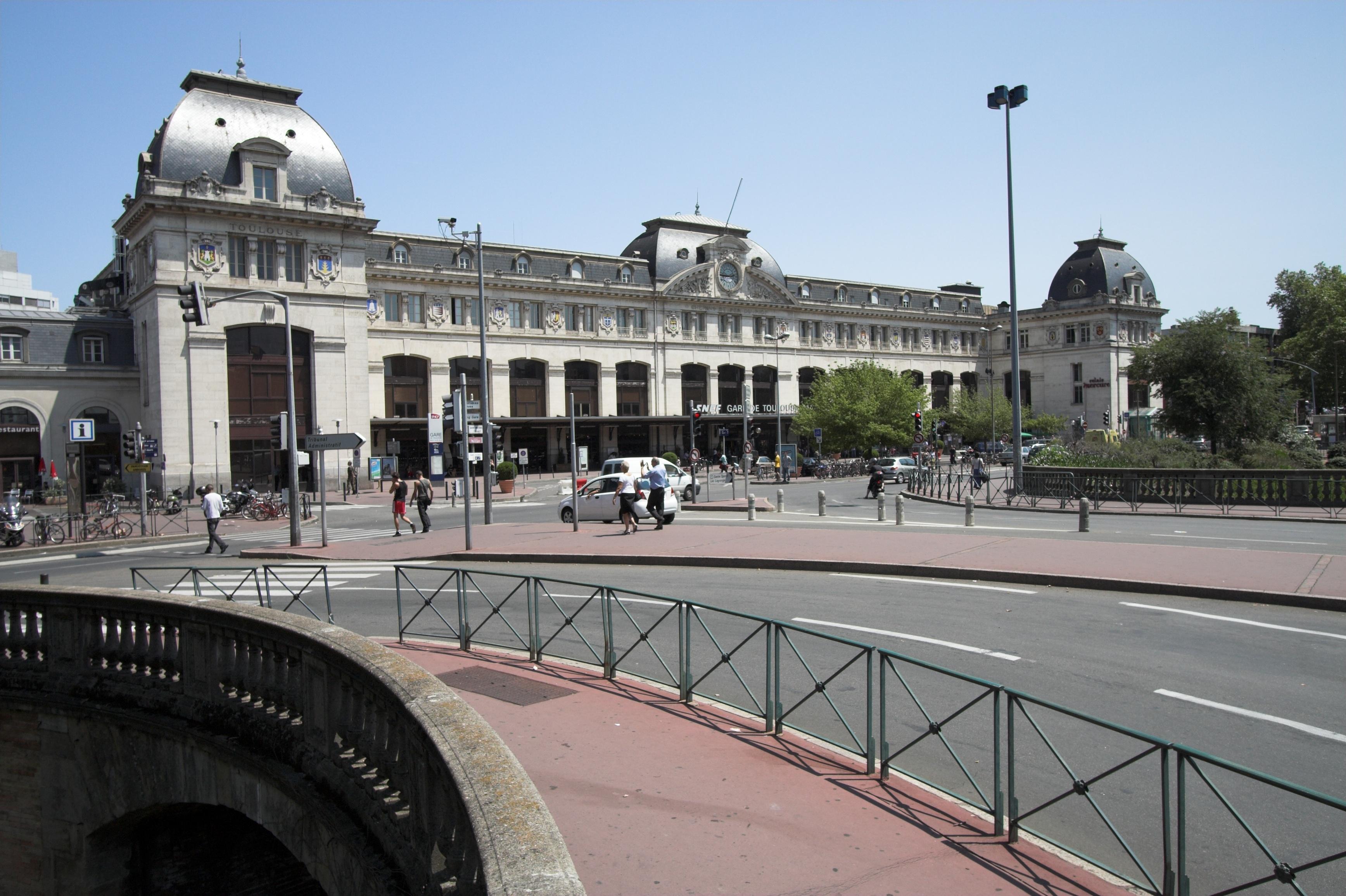 Hotel Gare Montauban