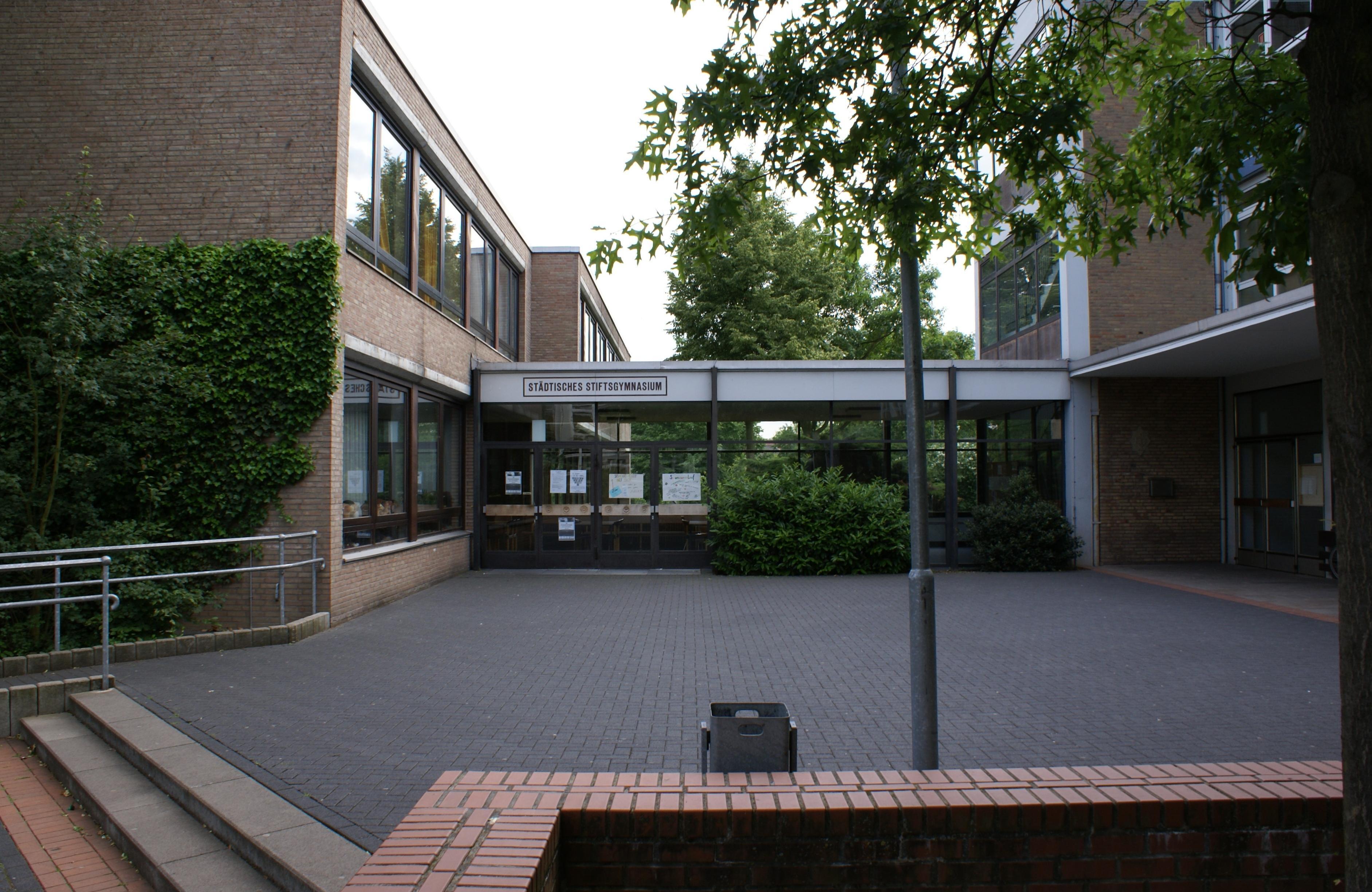 stiftsgymnasium xanten